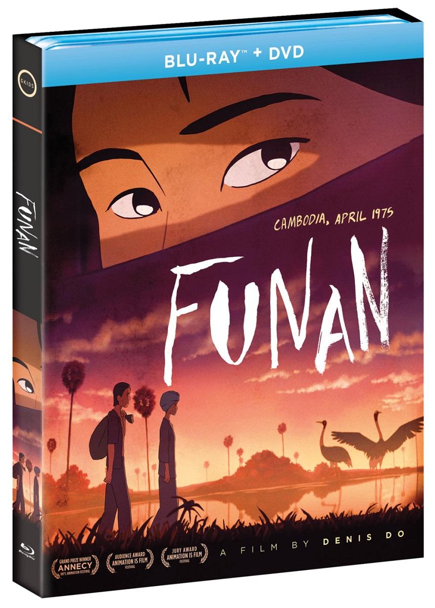 Funan Blu-ray
