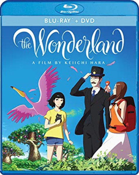 The Wonderland Blu-ray/DVD