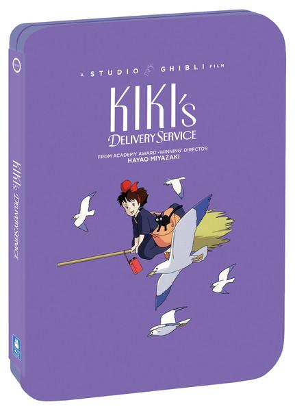 Kiki's Delivery Service Steelbook Blu-ray/DVD