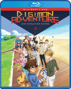 Digimon Adventure Last Evolution Kizuna Blu-ray/DVD