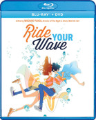 Ride Your Wave Blu-ray/DVD