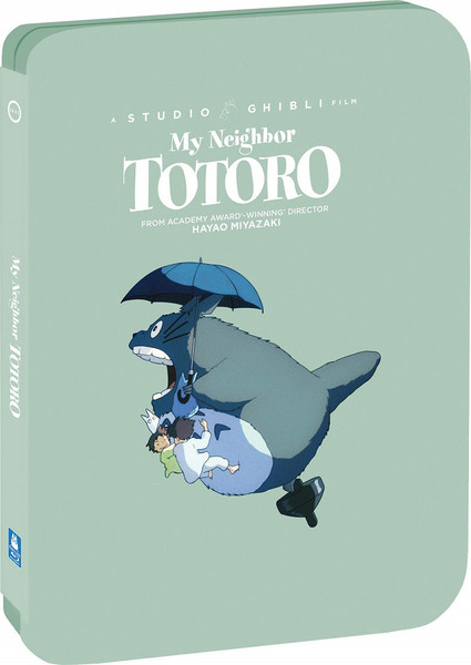 My Neighbor Totoro Steelbook Blu-ray/DVD