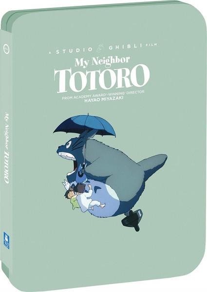 My Neighbor Totoro Steelbook Blu-ray/DVD