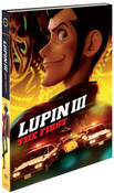 Lupin the 3rd The First DVD