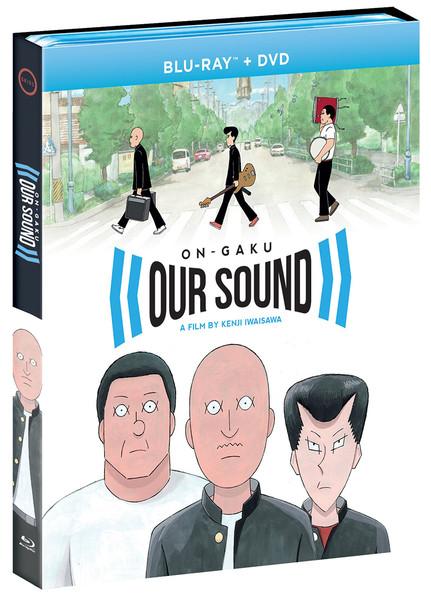 On-Gaku Our Sound Blu-ray/DVD