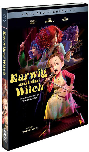 Earwig and the Witch DVD
