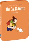 The Cat Returns Steelbook Blu-ray/DVD