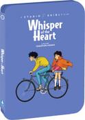 Whisper of the Heart Steelbook Blu-ray/DVD