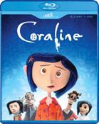 Coraline Blu-ray/DVD