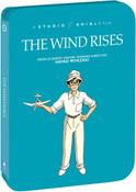 The Wind Rises Steelbook Blu-ray/DVD