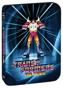 Transformers Movie 35th Anniversary Limited Edition Steelbook 4K HDR/2K Blu-ray
