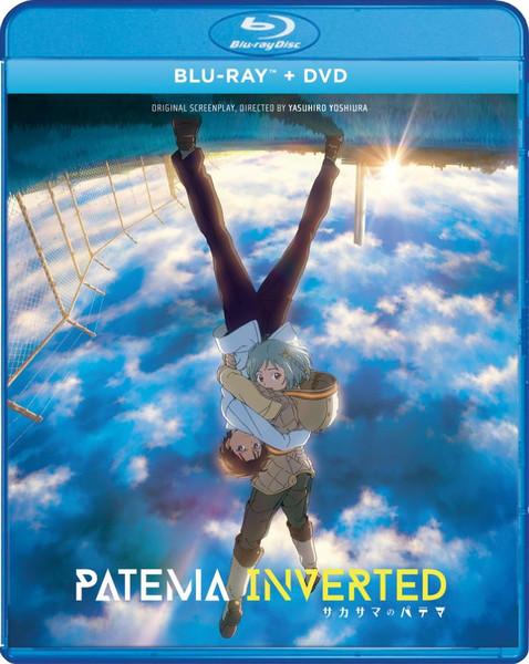 Patema Inverted Blu-ray/DVD