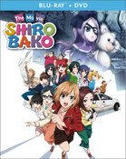 Shirobako The Movie Blu-ray/DVD