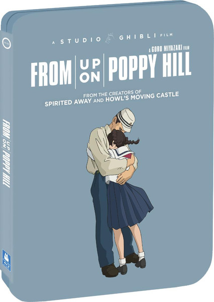 From Up On Poppy Hill Steelbook Blu-ray/DVD