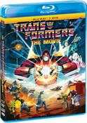 Transformers The Movie 35th Anniversary Edition Blu-ray/DVD