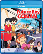 Future Boy Conan Blu-ray