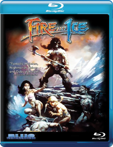 Fire and Ice Blu-ray 827058700290