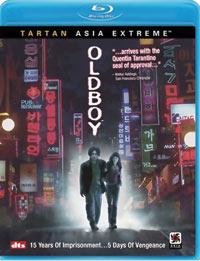 Oldboy Blu-ray 842498070048