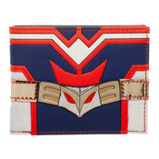 All Might Costume My Hero Academia Wallet