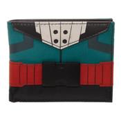 Izuku Midoriya Suitup Bi-fold Wallet