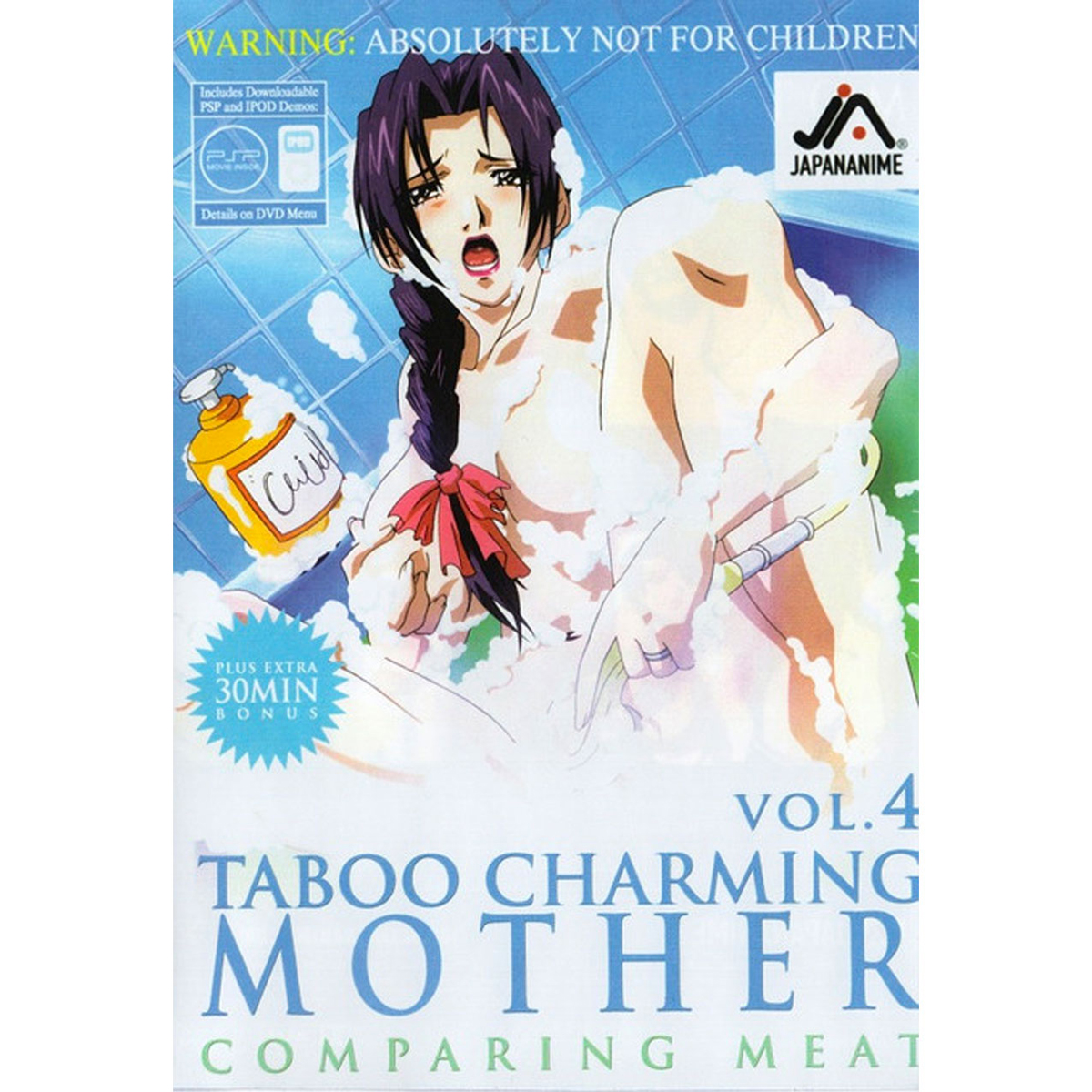 Taboo Charming Mother DVD 4