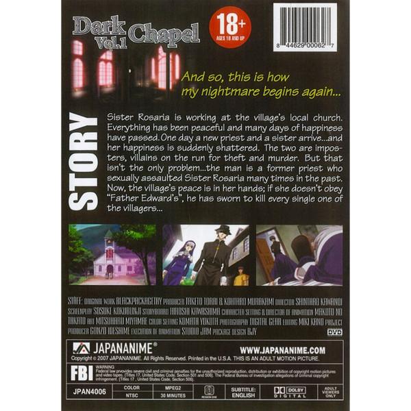 Dark Chapel DVD 1