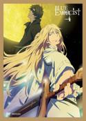 Blue Exorcist DVD 4 -p-