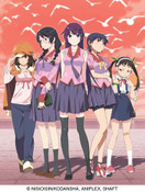 Bakemonogatari Limited Edition Blu-ray