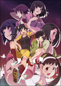 Nisemonogatari Limited Edition Box Set Blu-ray