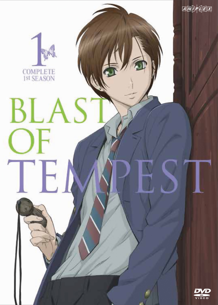 Blast of Tempest Season 1 DVD