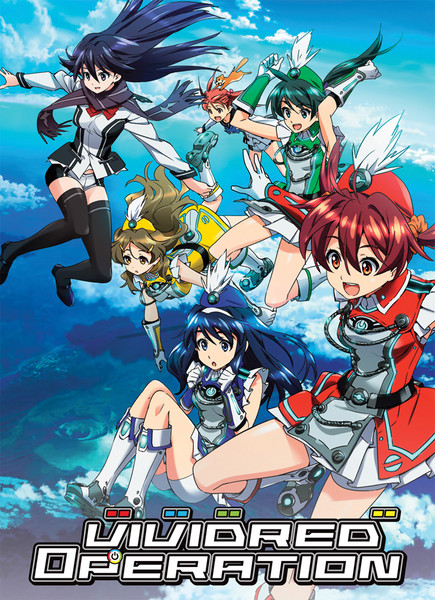 Vividred Operation DVD