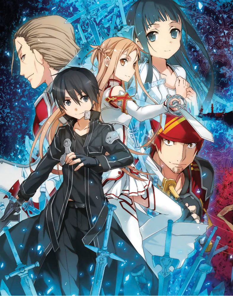 Sword Art Online Box Set 1 Blu-ray