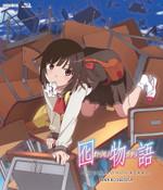 Otorimonogatari Nadeko Medusa Blu-ray
