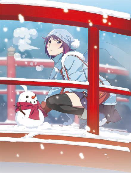 Koimonogatari Hitagi End Blu-ray 850527003646