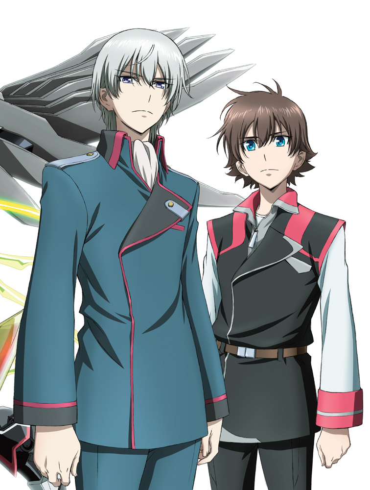 Valvrave the Liberator Season 2 Blu-ray 850527003677