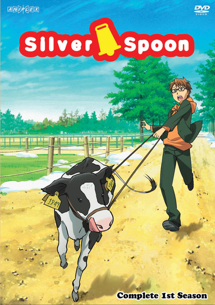 Silver Spoon Season 1 DVD
