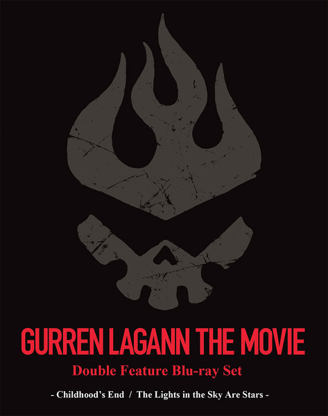 Gurren Lagann Movie Double Feature Blu-ray