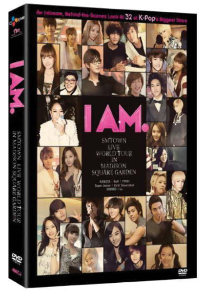 I AM. SM Town Live World Tour in Madison Square Garden DVD