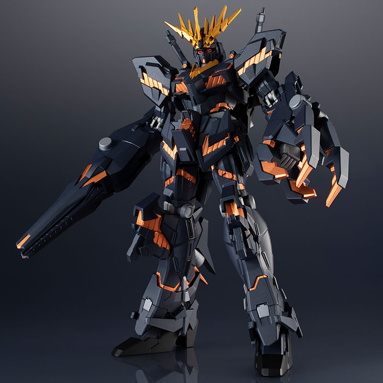 RX-0 Banshee Mobile Suit Gundam Unicorn Figure