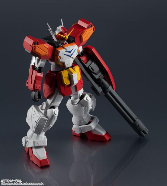 XXXG-01H Gundam Heavyarms Mobile Suit Gundam Wing Gundam Universe Figure