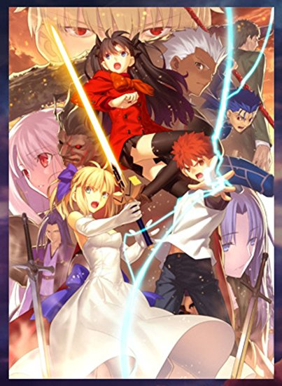 Fate/stay night: Unlimited Blade Works Box Set 2 Limited Edition Blu-ray 851822006165
