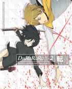 Durarara!! x 2 Volume 4 Blu-ray