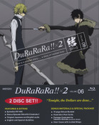 Durarara!! x 2 Volume 6 Blu-ray