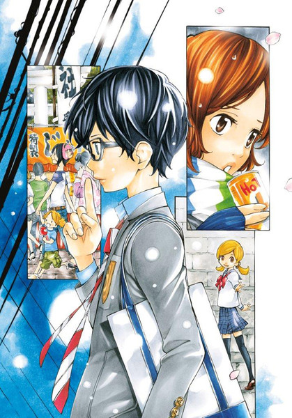 Your Lie in April Set 2 Blu-ray