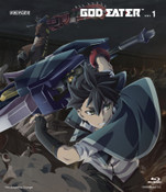 God Eater Volume 1 Blu-ray