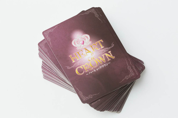 Heart of Crown Game