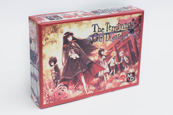 The Terrifying Girl Disorder Card Game