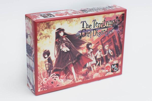 The Terrifying Girl Disorder Game