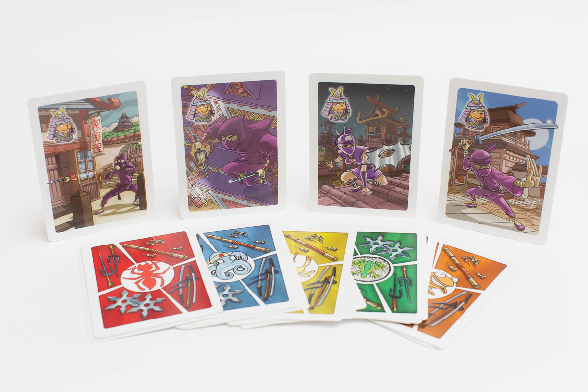 Shinobi Card Game