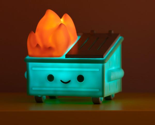 Lil Dumpster Fire Light Up Figure